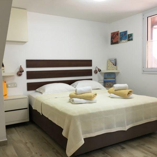 Doppelbett Apartment Israel