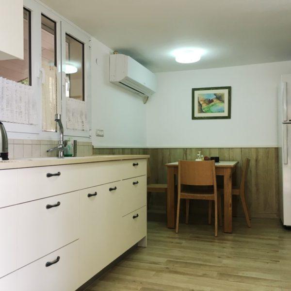Küche Apartment Israel